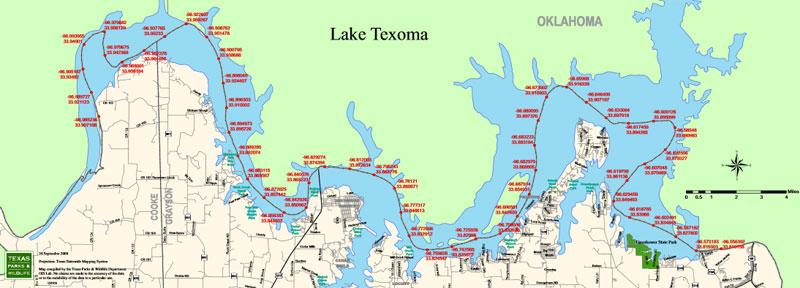 laketexoma-gps-map