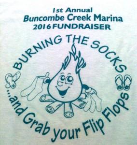 Buncombe Bots tshirt
